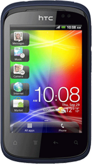 HTC Explorer Bild 2