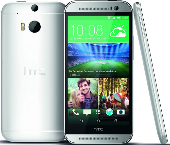 HTC One M8 Bild 4
