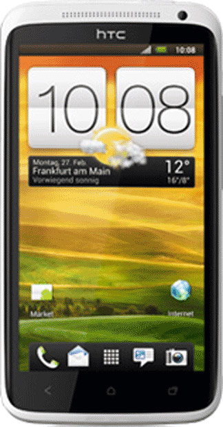 HTC One X Bild 2
