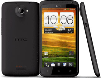 HTC One X Bild 3