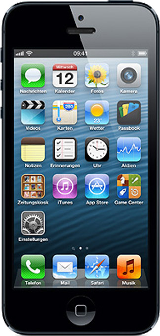 Apple iPhone 5 16GB Bild 2