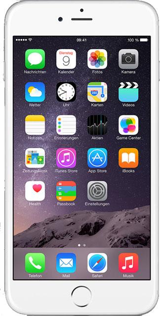 Apple iPhone 6 Plus Bild 2