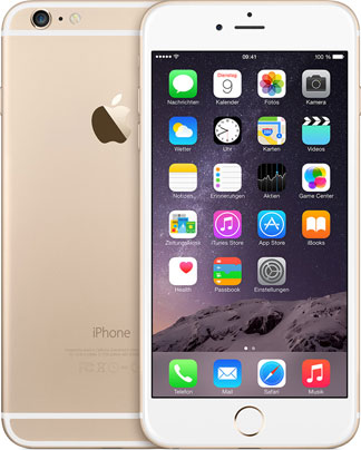 Apple iPhone 6 Plus Bild 5