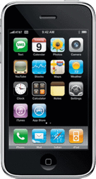 Apple iPhone 3GS 8GB Bild 2