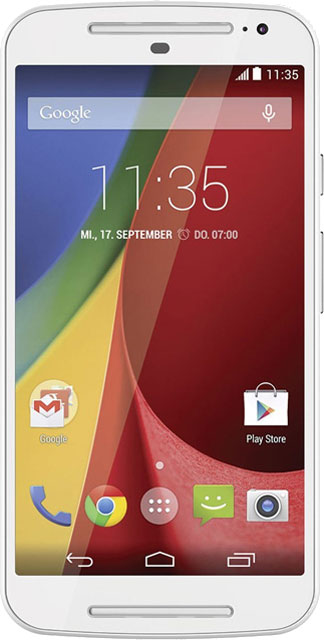Motorola Moto G 2nd Gen Bild 4