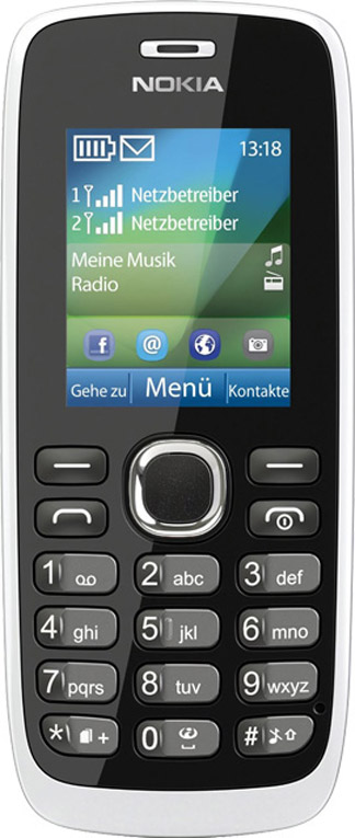 Nokia 112 Dual Sim Bild 3