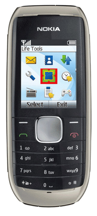 Nokia 1800 Bild 3
