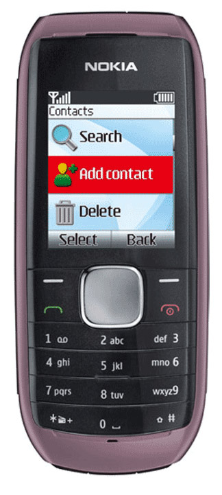 Nokia 1800 Bild 4