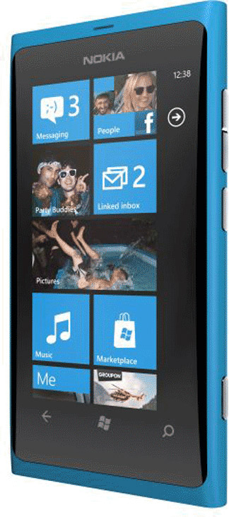 Nokia Lumia 800 Bild 2