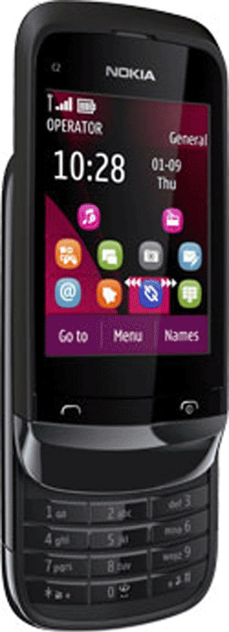 Nokia C2 02 Bild 3