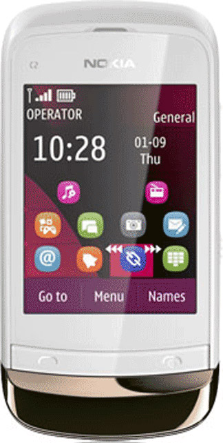 Nokia C2 02 Bild 4