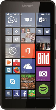 Nokia Lumia 640 dual