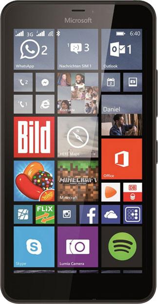 Nokia Lumia 640 XL dual Bild 2