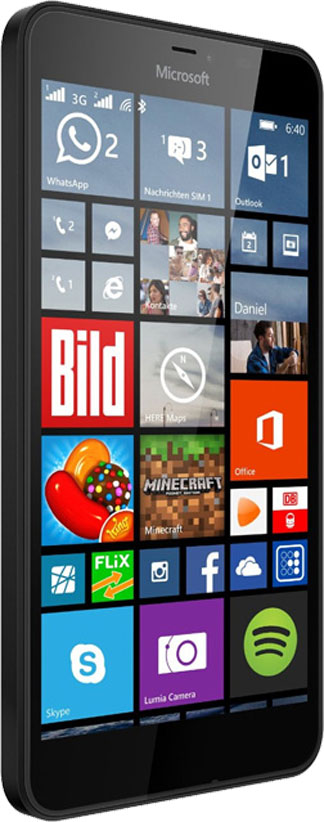 Nokia Lumia 640 XL dual Bild 3