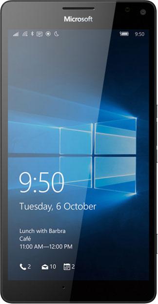 Nokia Lumia 950 XL Bild 2
