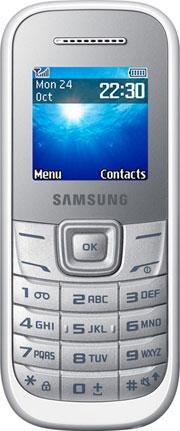 Samsung E 1200
