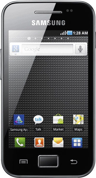 Samsung Galaxy Ace S5830 Bild 2