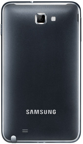 Samsung Galaxy Note N7000 Bild 4