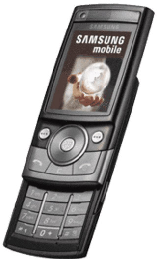 Samsung SGH G600 Bild 5