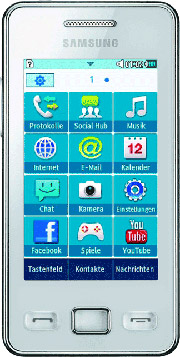 Samsung Star II S5260