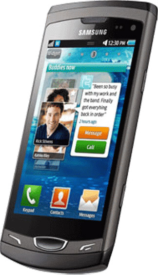 Samsung Wave II S8530 Bild 3