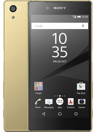 Sony  Xperia Z5 Bild 5