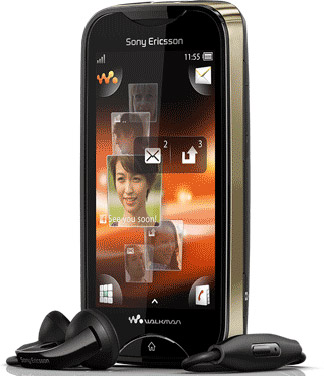 Sony Ericsson Mix Walkman Bild 3