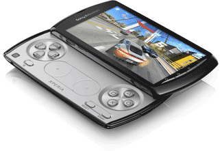 Sony Ericsson Xperia Play R800i Bild 3