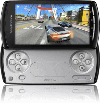 Sony Ericsson Xperia Play R800i Bild 5