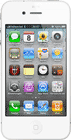 Apple iPhone 4S 16GB weiss