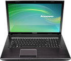 Bundle mit Notebook Lenovo 17