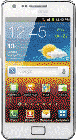 Samsung Galaxy SII I9100 weiss